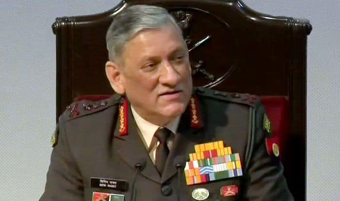 Will International Community Ever Allow You For Such Move? : General Bipin Rawat on Pakistan PM Imran Khan's Nuke Remark