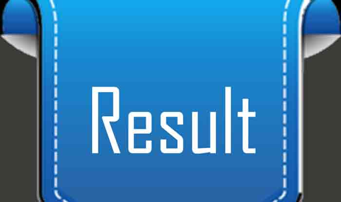 RRB Paramedical Result 2019