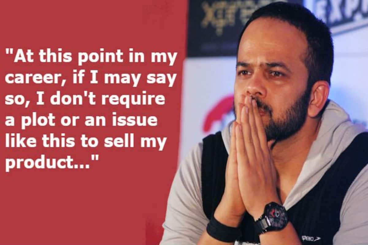Rohit Shetty Speaks On Simmba S Criticism Over Having Rape As Part Of Story Says He Doesn T Need To Sell His Film Like That India Com