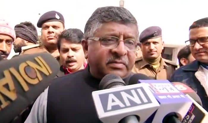 Ravi Shankar Prasad Makes Veiled Attack on Shatrughan Sinha, Says Voters of Patna Sahib Will Not Remain Silent
