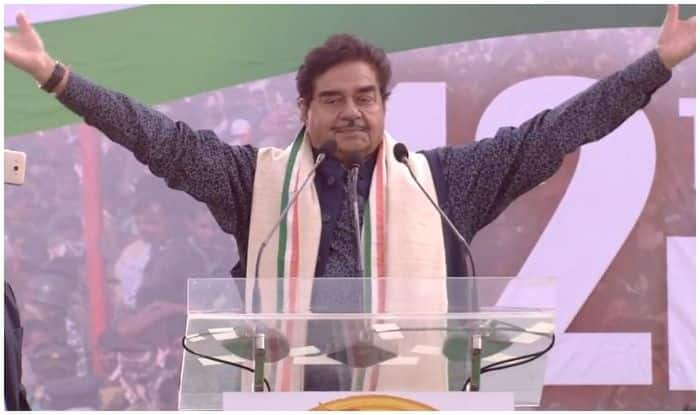 'Mamata, Akhilesh And Kejriwal Wanted me to Join Them But I Decided to go With Congress as it is …', Reveals Shatrughan Sinha