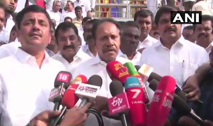 Lok Sabha Elections 2019: 'Joke to Say we Would Carry BJP on Our Back in Tamil Nadu,' Says AIADMK on Pre-poll Alliance
