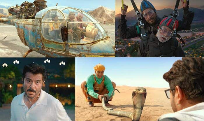 Total Dhamaal Trailer Highlights: From Adi-Manav's 'Snake' Stint to Ajay Devgn's Swag, Here Are The Best Moments