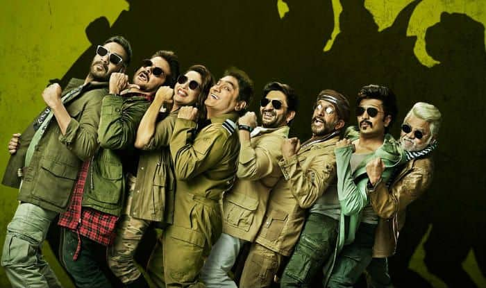 Total Dhamaal First Poster Out: Ajay Devgn And Team Promise Fun But What Are Those Animal-Shadows in Background?