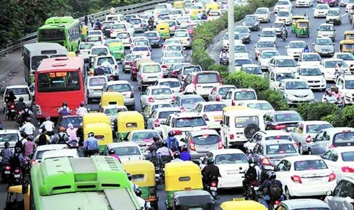 Delhi: 3,900 Challans Issued on First Day of New Motor Vehicles Act