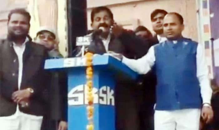 BSP Leader Openly Threatens BJP, Says 'They Must be Scared we Came Together With SP'