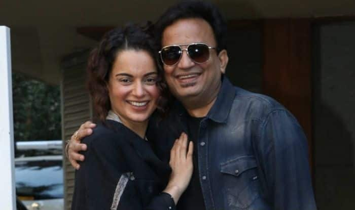 Kangana Ranaut and Kamal Jain