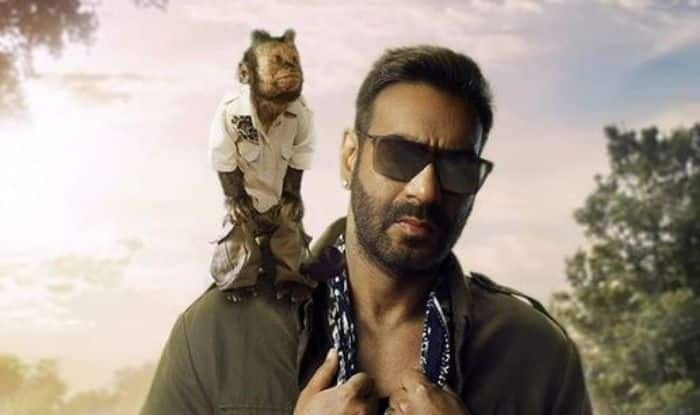Ajay Devgn with Crystal