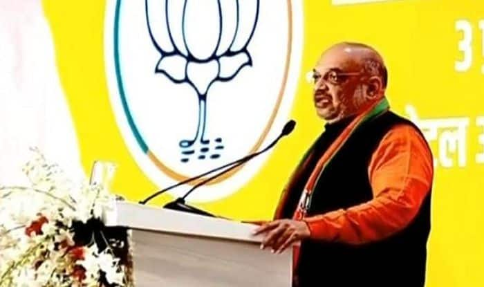 Lok Sabha Elections 2019: BJP Wants Ram Mandir in Ayodhya at The Same Spot, Says Amit Shah; Asks Opposition Parties to Make Stand Clear on The Issue