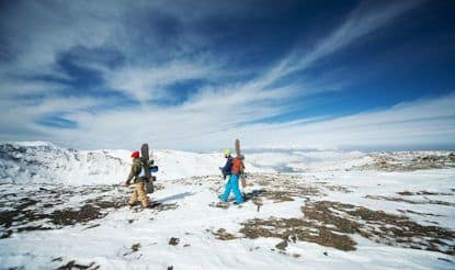 Skiing in Apharwat Peak Can Turn Into an Experience of a Lifetime