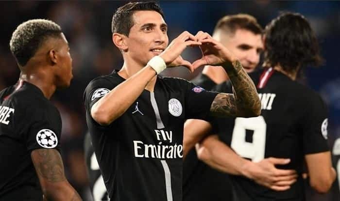 Di Maria returns to Old Trafford-picture credits-twitter