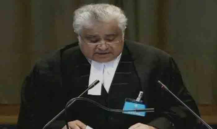 कुलभूषण जाधव मामले पर पाकिस्तानी वकील की भाषा पर भारत ने जताई नाराजगी, ICJ से कहा- लक्ष्मण रेखा खींचें