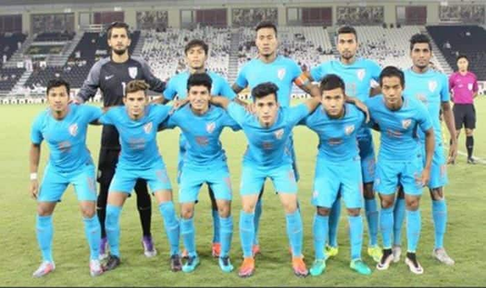 Indian U23 Football Team _picture credits-twitter