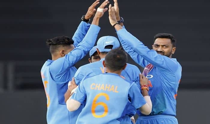 India vs New Zealand 2nd T20I: Krunal Pandya, Rohit Sharma Star as India Thrash New Zealand by 7 Wickets to Level Series 1-1 at Eden Park
