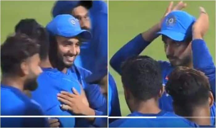 India vs Australia 1st T20I: Mayank Markande Becomes 79th Player to Debut For Team India in Shortest Format, All You Need Mystery Spinner From Bathinda | WATCH VIDEO