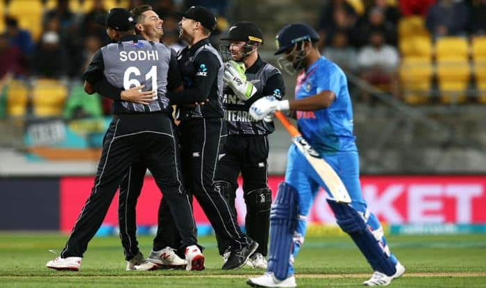 India vs New Zealand 1st T20I Highlights Wellington: Seifert, Bowlers Power New Zealand to Big Win Over India; Hosts Take 1-0 Lead