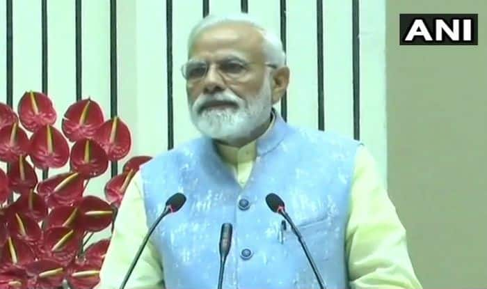 National Youth Parliament Festival 2019: PM Narendra Modi Questions Lack of Rajya Sabha's Productivity