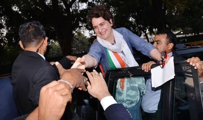 Priyanka Gandhi to Meet Party Candidates Who Fought 2017 Assembly Polls, Interact With Cadre Today in Lucknow
