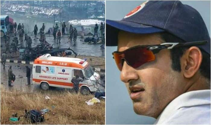 From Virender Sehwag to Gautam Gambhir, Shikhar Dhawan to Mayank Agarwal: Cricketers And Sports World Condemn Pulwama Terror Attack on CRPF Convoy