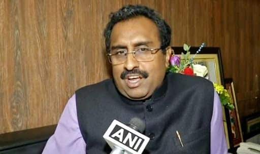 Article 370 Has to go Lock, Stock And Barrel, Says Ram Madhav