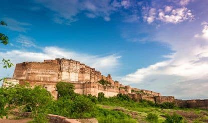 Rao Jodha Desert Rock Park is a Gem to be Visited if You're Planning to See Mehrangarh Fort