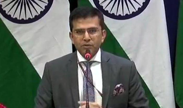 Pulwama Attack Played Key Role in Designating Masood Azhar as Global Terrorist: MEA Spokesperson Raveesh Kumar