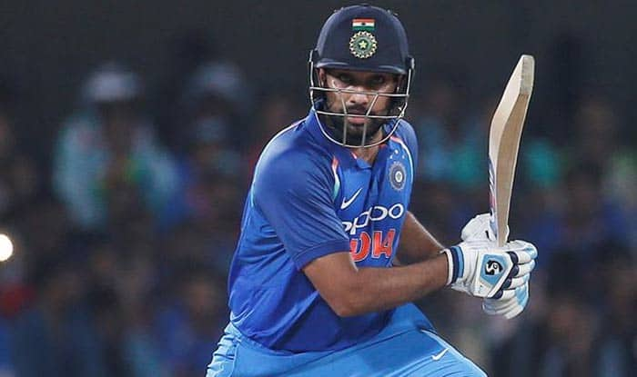 File image of Rohit-Sharma in action_BCCI