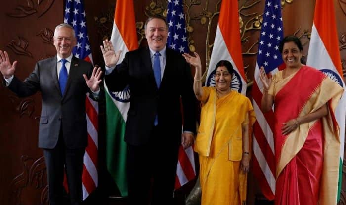 Looking Forward For Early Implementation of Secure Lines: Pentagon on Sitharaman-Shanahan Talks