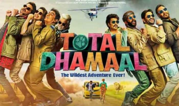Poster of movie Total Dhamaal.