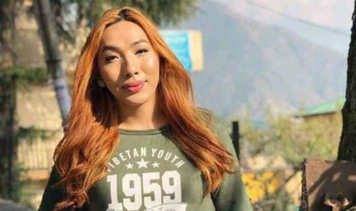 Transgender Model Tenzin Mariko