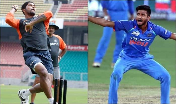 India vs Australia 2019: Umesh Yadav or Khaleel Ahmed? Ashish Nehra Rules Out His Verdict as Team India Search For Fourth Seamer in ICC World Cup 2019 Squad