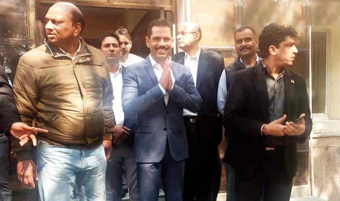Robert Vadra Can Fly Abroad For Medical Treatment But Not to London, Says CBI Special Court