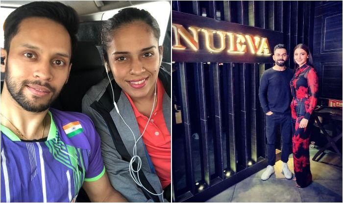 Valentines Day 2019 - Virat Kohli to Rohit Sharma, Saina Nehwal to Sania Mirza, Here's How Sports Stars Celebrated Day of Love