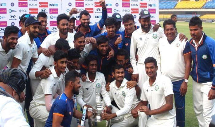 Faiz Fazal-Led Vidarbha Emerge as The New Powerhouse of India's Domestic Cricket