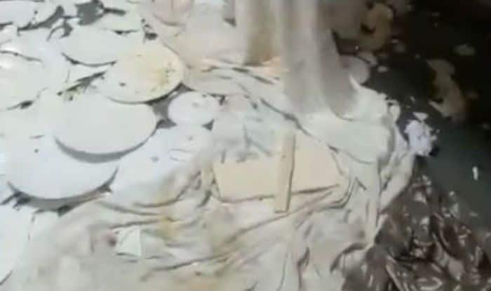 Staff Thrashed, Crockery Smashed by Angry Guests at Delhi Wedding After They Were Served Cold Food – Watch Viral Video