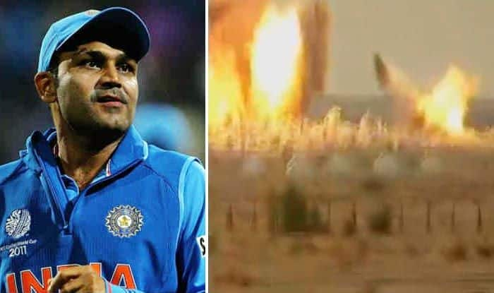 India Avenges Pulwama: From Virender Sehwag to Gautam Gambhir to Mohammad Kaif, Cricketers Hail Indian Air Force For Decimating Jaish Terror Camps in Pakistan