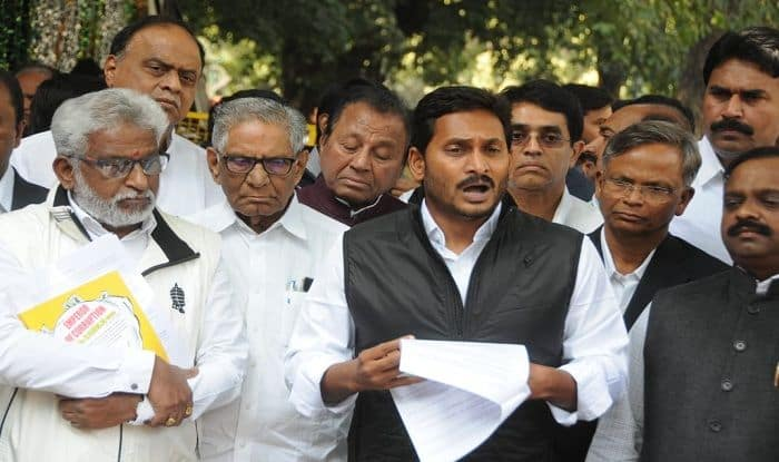 Jagan Mohan Reddy Raises Issue of Duplicate Names in Voter List, Misuse of Power by TDP Govt With EC