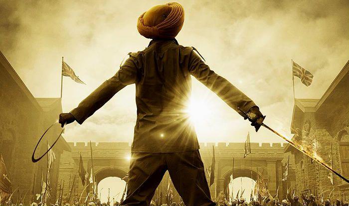 Akshay Kumar in Kesari trailer