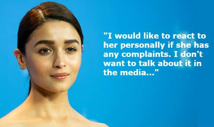 Alia Bhatt Vs Kangana Ranaut: Gully Boy Star Says She Didn't do Anything to Upset Manikarnika Actress