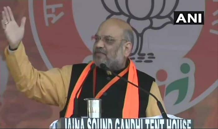 Lok Sabha Elections 2019 Crucial For BJP, Claims Amit Shah; Says Aim is to Hoist Party Flag From Kanyakumari to Kashmir