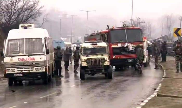 Pulwama Blast: 44 Jawans Killed in Lone Wolf Attack by Jaish Militant, PM Says Sacrifices Won't go in Vain