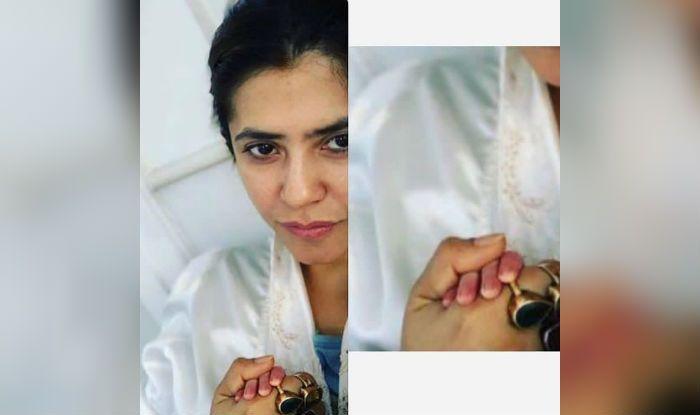 Ekta Kapoor's Baby Pics Out: Filmmaker Holds Ravie Kapoor's Fingers; Photos Will Melt Your Heart