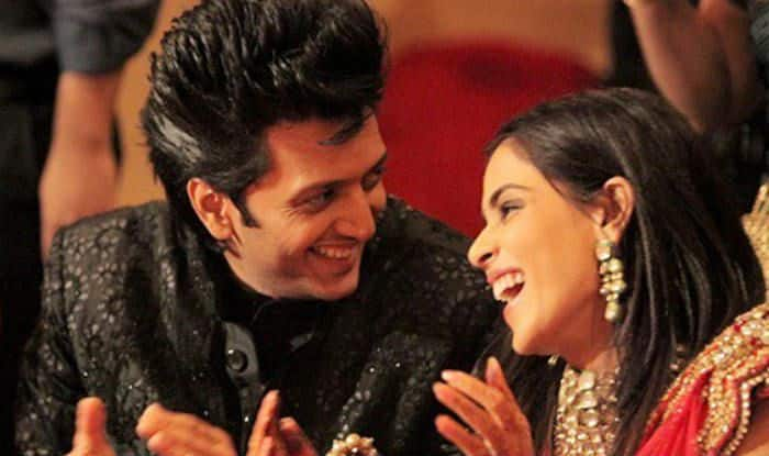 Genelia D'Souza Wishes Riteish Deshmukh Happy Wedding Anniversary With This Wonderfully Lovable Post