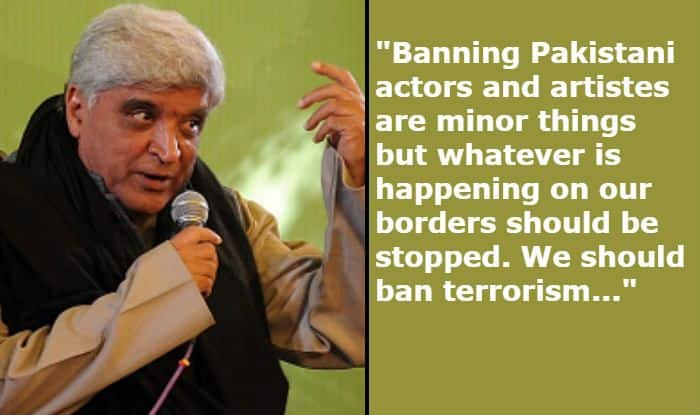 Javed Akhtar Talks About Escalating Tension Between India And Pakistan, Says Everyone Knows They Support Terrorist Outfits