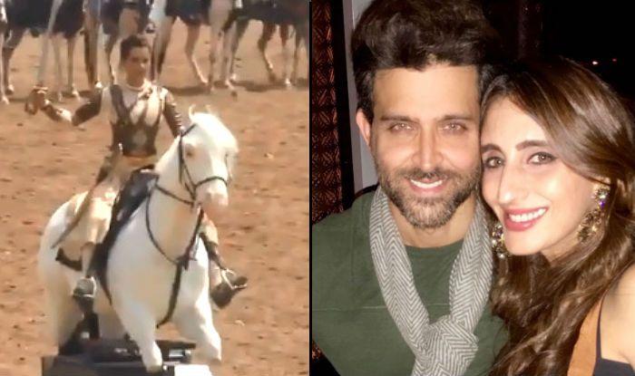 Hrithik Roshan's ex-sister-in-law Farah Khan Ali Trolls Kangana Ranaut For Her Viral Manikarnika Scene, Rangoli Chandel Takes Her Class
