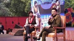 Manoj Muntashir Talks About 'Celebrating Valentine's Day With Mothers' at ARTH – A Culture Fest