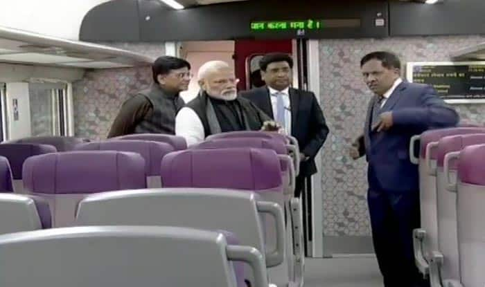 Vande Bharat Express Flagged-off by PM Narendra Modi From New Delhi Railway Station: All You Need to Know About Train 18