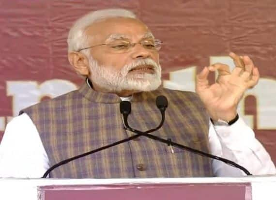 'Like Foundation to Building, Healthy Children Needed For New, Strong India': PM Modi in Vrindavan at Akshaya Patra Event