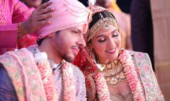Neeti Mohan-Nihaar Pandya's New Wedding Photos Are All About Beauty, Emotions, Fun And Relationships