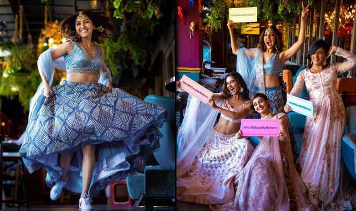 Neeti Mohan Gets Pre-Wedding Photoshoot Done With Her Girl Gang